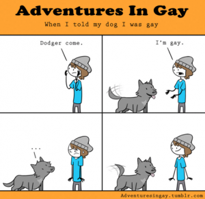 Adventures in Gay Comic